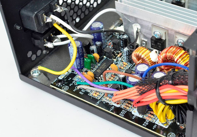 Andyson E5+ 300W -Passive PFC Single Rail True Power 23