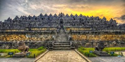Harga Tiket Masuk Candi Borobudur Terbaru