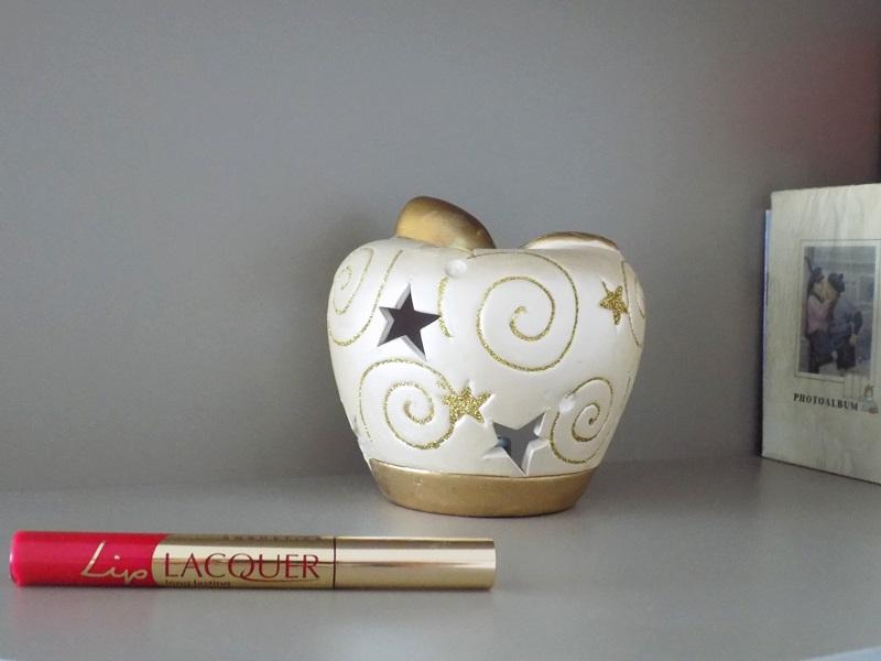 Mój ulubieniec z Meet Beauty-  Lip Lacquer Eveline Cosmetics ;)