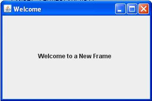 How to Make Login Form With Java GUI and Open a New Frame