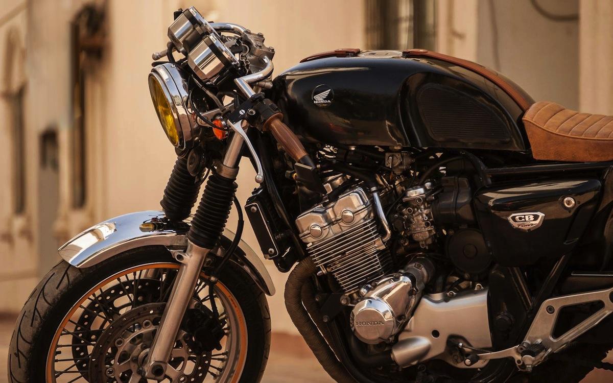 honda cb400 cafe racer - 1200×750