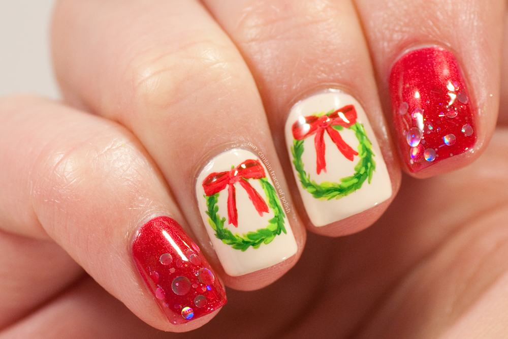 December 2016 may contain traces of polish i wore this nail art about a week ago it is painted freehand using acrylic paint the design is inspired by swedish nail artist bella ritchey prinsesfo Image collections