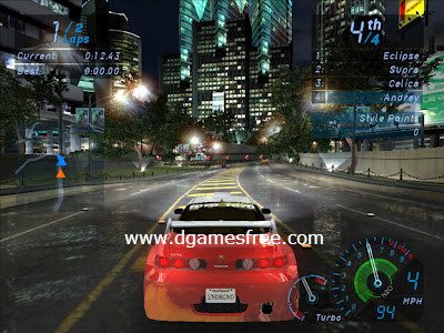 Full underground game download version pc 2 for speed need for