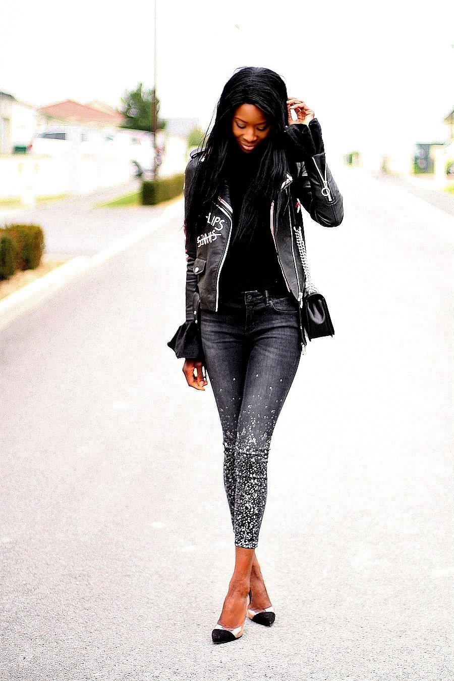 veste-en-cuir-zara-pull-manches-cloches-blog-mode