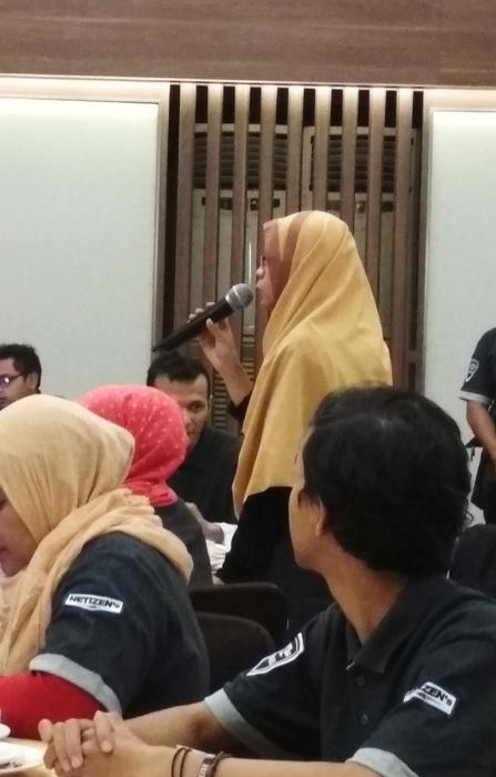 Gathering Netizen MPR dan BloggerBDG.