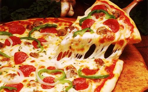 cara membuat pizza rumahan tanpa oven dengan teflon yang enak