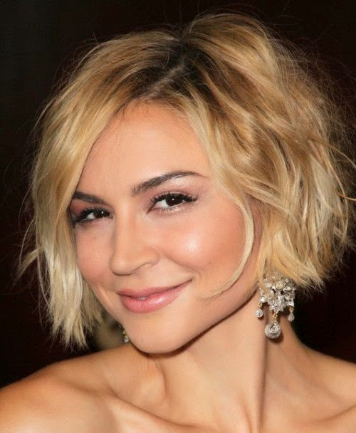 Best Short Stacked Bob Haircuts 2015