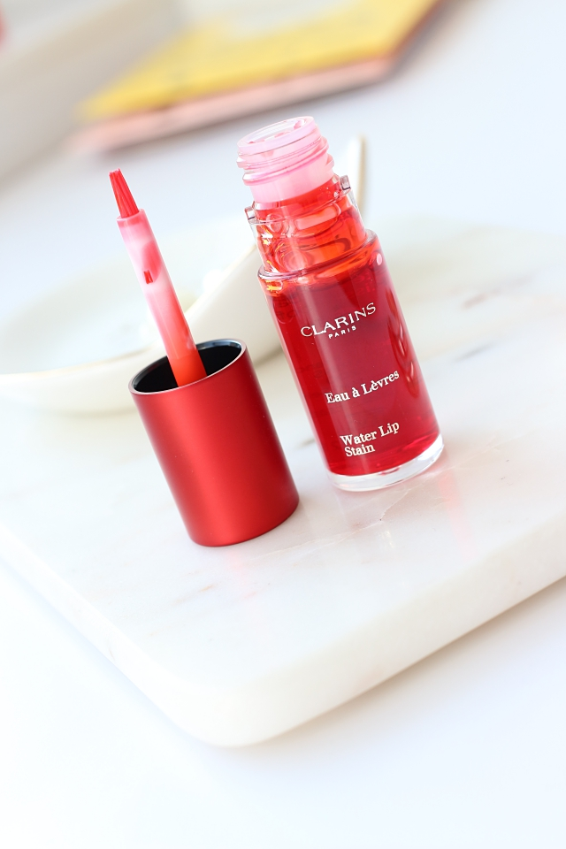 Clarins Water Lip Stain 03 Red Water