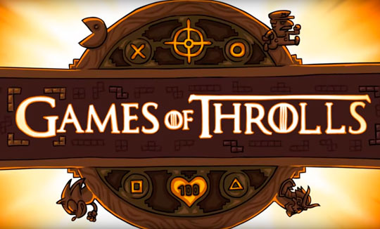 Animaciones basadas en Game of Thrones, llevadas a videojuegos populares por Red Medusa