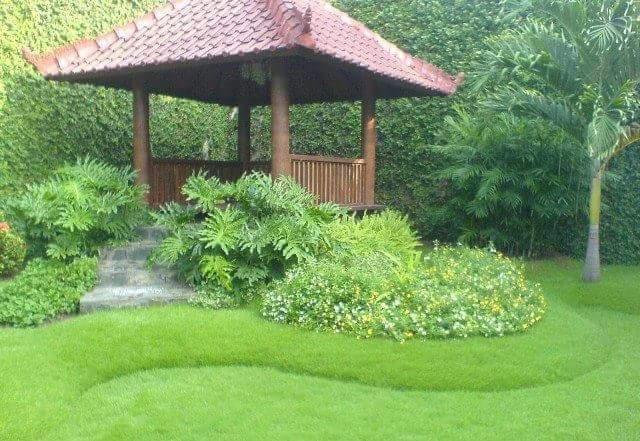 22 design gazebo untuk taman rumah yang indah