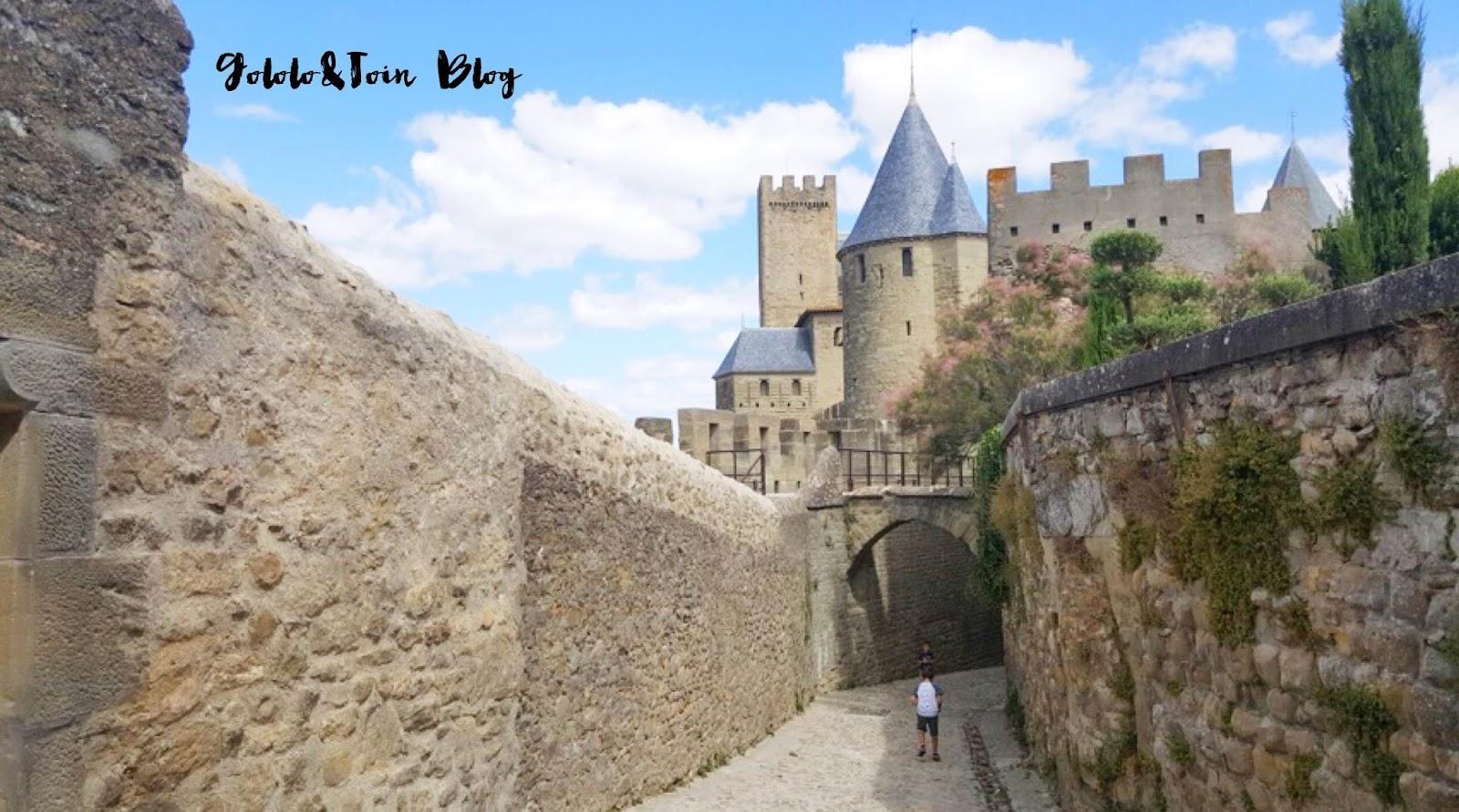 visita-sur-de-francia-con-niños-ciudadela-medieval-carcassonne
