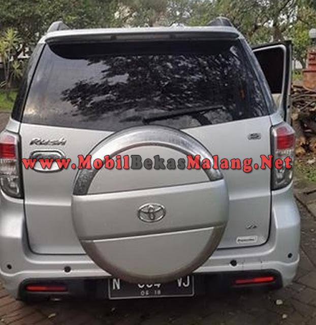 Toyota Rush tahun 2013 bekas