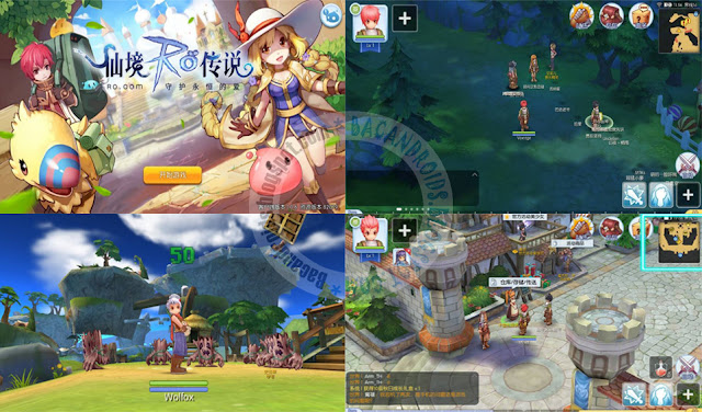 Ragnarok RO Apk Full terbaru For Android Release