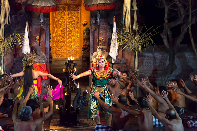 Kecak Dance Ubud Bali Things to do