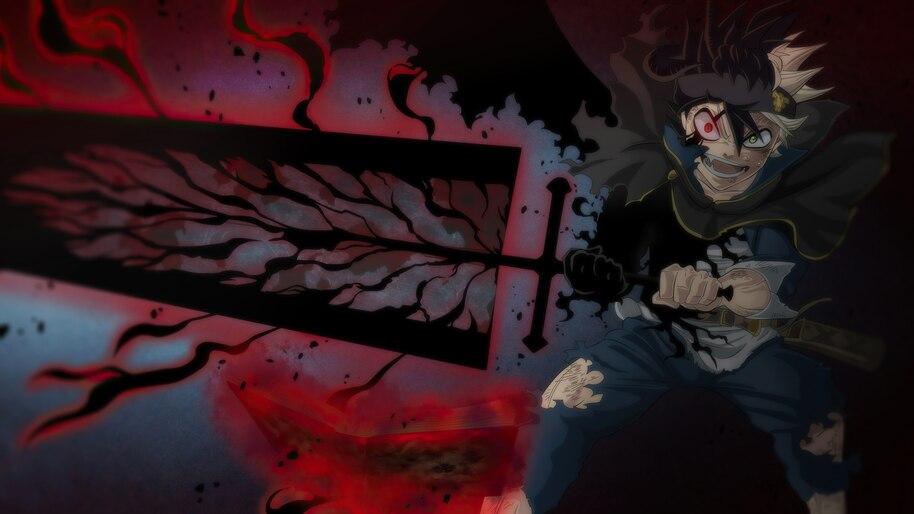 Black Clover Black Asta Sword 4k Wallpaper 6 837