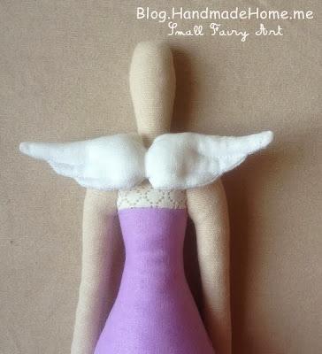 Тильда ангел подробный мастер класс