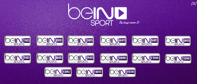 BeIN sport 22/11/2016 IPTV working