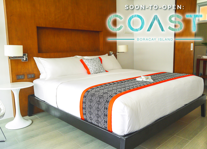 Sneak Peek: Coast Boracay Will Let the #FunShine This May 2016