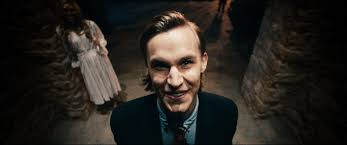 The Purge ~ Rhys Wakefield | A Constantly Racing Mind