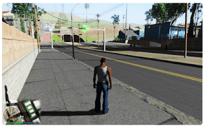 gta san andreas remastered mod