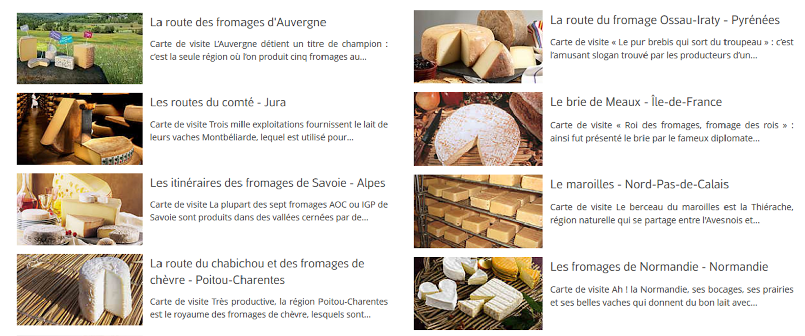 Sur Routard Contenu Dossier Cid136463 Les Routes Des Fromages En France