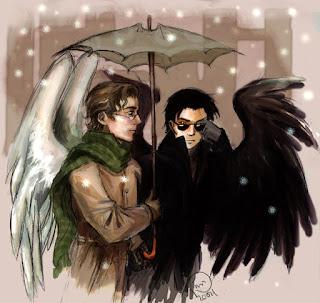 Azirafel y Crowley