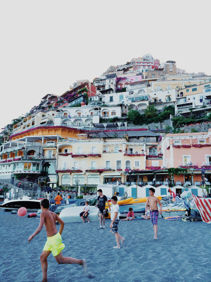 An Italian view from the Amalfi coast, photographer - Katie Currid of Freckle & Fair