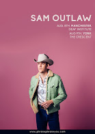 Sam Outlaw + Molly Parden