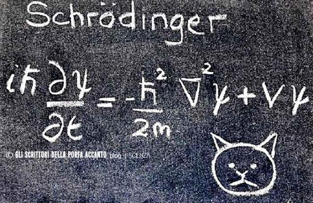 paradosso-gatto-Schrödinger-equazione-dirac