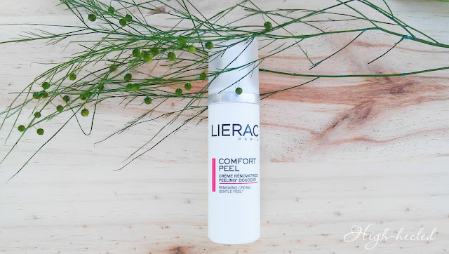 LIERAC Comfort Peel - восстанавливающий разглаживающий крем