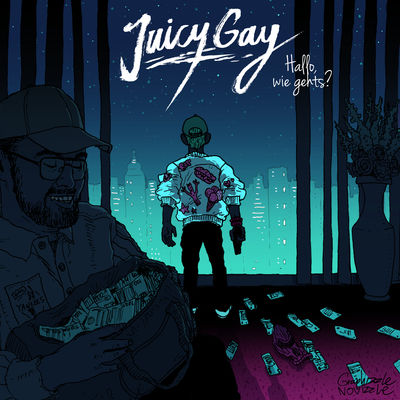 Juicy Gay - Hallo, Wie Geht's - Album Download, Itunes Cover, Official Cover, Album CD Cover Art, Tracklist