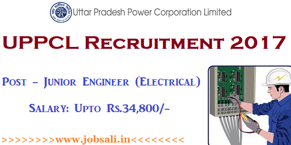 UPPCL Upcoming Vacancy, UPPCL Online application, Govt jobs in UP 2017