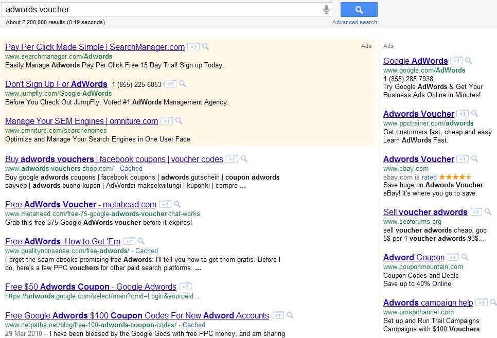 Sự thật về việc kinh doanh Google AdWords Coupon | Tinhte vn