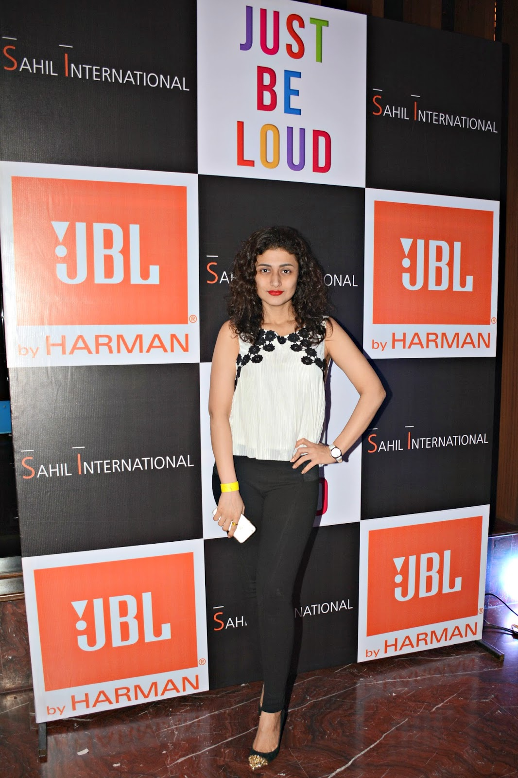 Ragini Khanna at the JBL Just Be Loud Party