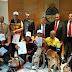 Reconocen labor de rescatistas y caninos argentinos tras el sismo