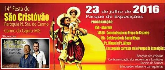 Festa de São Cristóvão