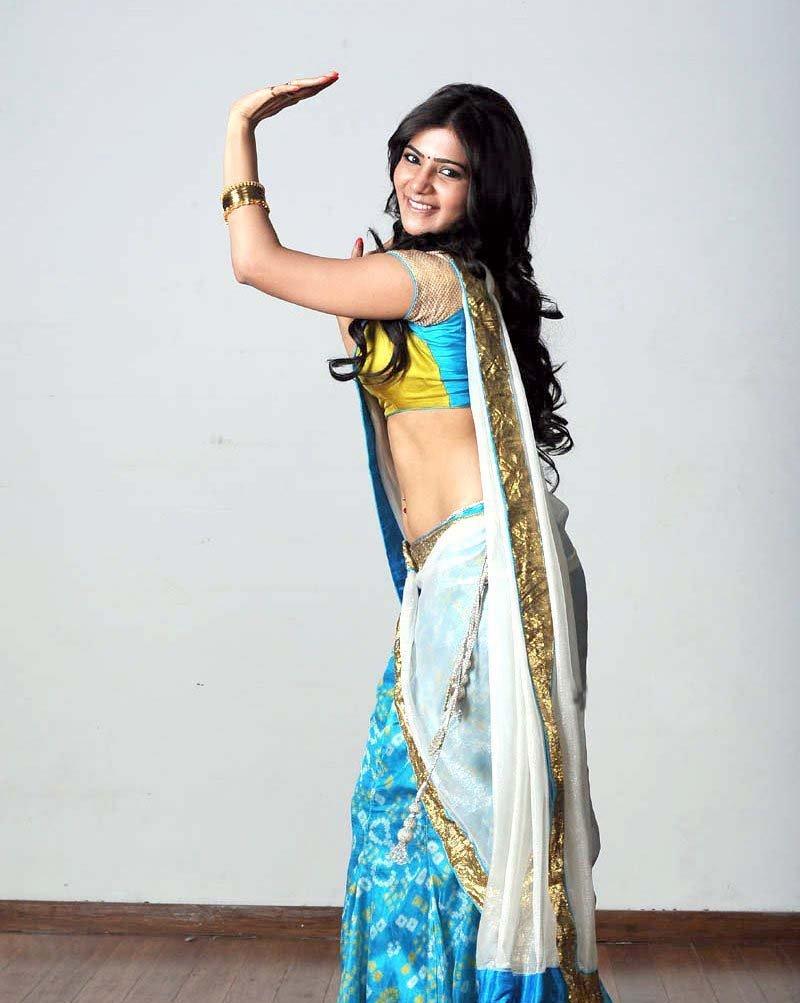 Samantha hot back, Samantha Ruth Prabhu hot waist, Samantha spicy pics
