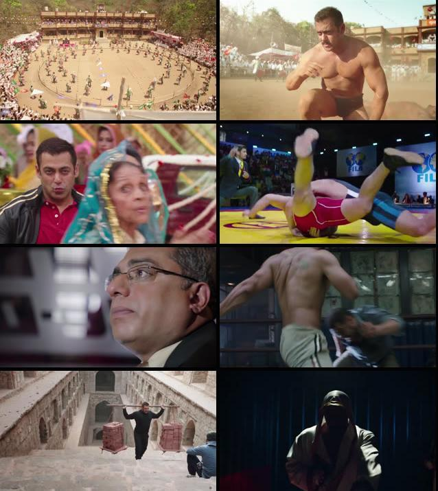 Sultan Official Trailer 720p HD Download