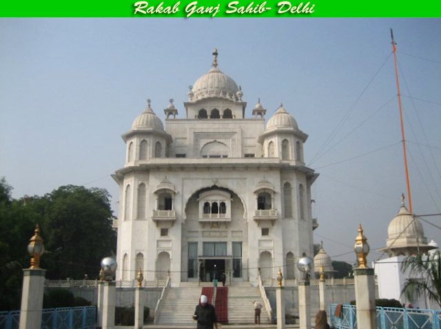 Historical Gurudwara Sikh Temple Rakab Ganj Sahib New Delhi Wallpaper Photo & Pics