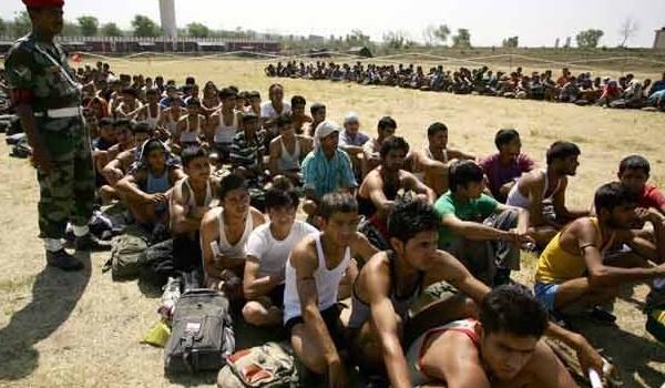 Charkhi Dadri Army Rally, Indian Army Rally, Open Bharti Rally
