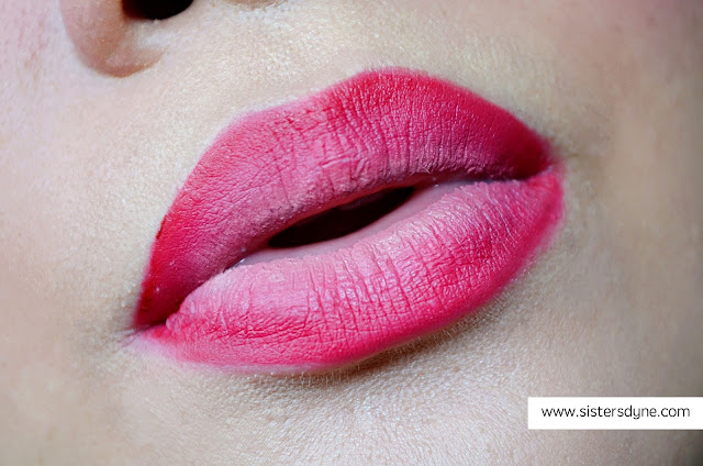 Spring Makeup Red Lips