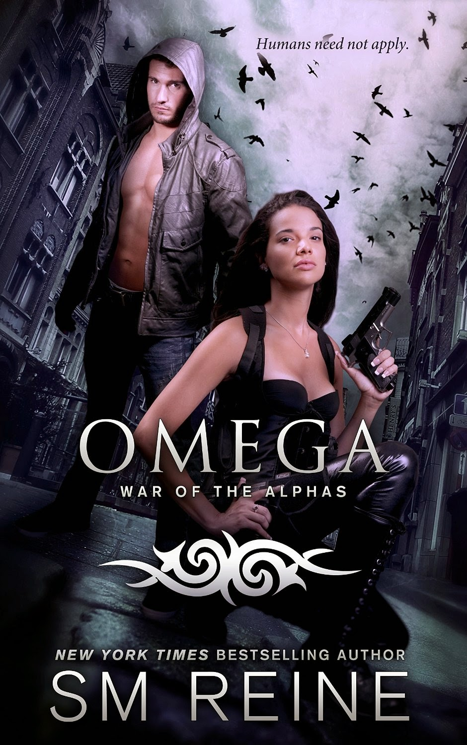 Omega by S.M. Reine