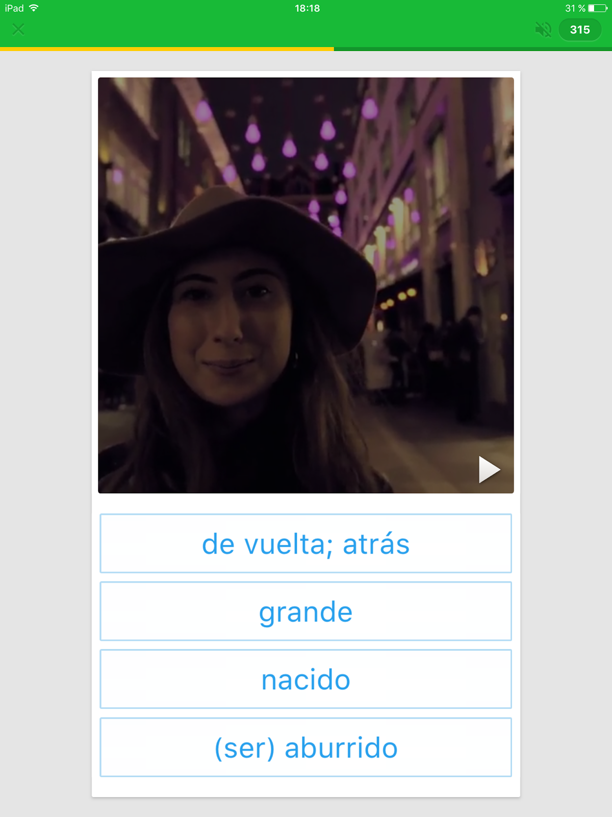 Apps para aprender idiomas Memrise