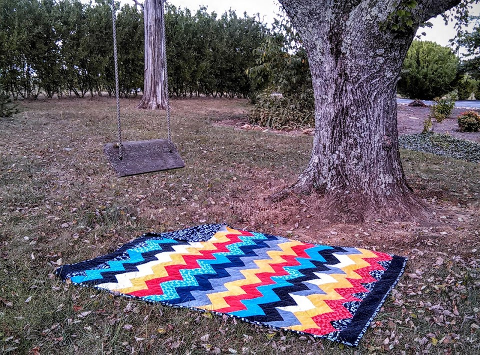Trials of a newbie quilter