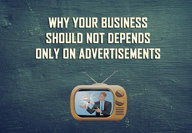 Business vs advertising
