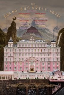 FILM REVIEW: The Grand Budapest Hotel by Brian Anderson