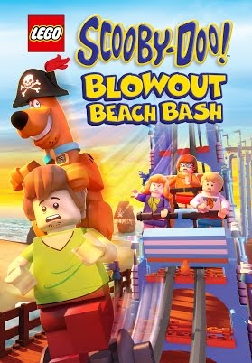 Lego Scooby-Doo! Blowout Beach Bash (2017) เลโก้ สคูบี้ดู! ตะลุยหาดปีศาจโจรสลัด