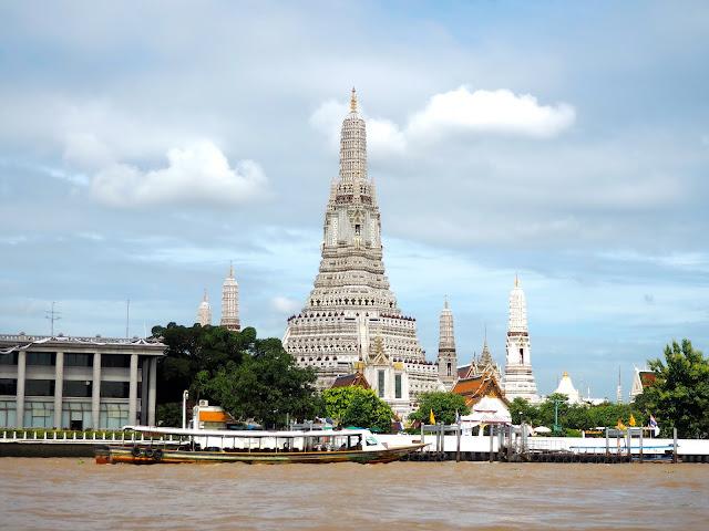 Wat Arun, Bangkok, Thailand