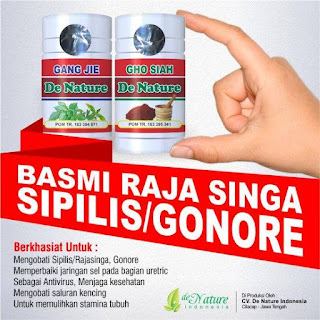 Obat Sipilis Paling Ampuh di Apotek Umum Tanpa Resep Dokter