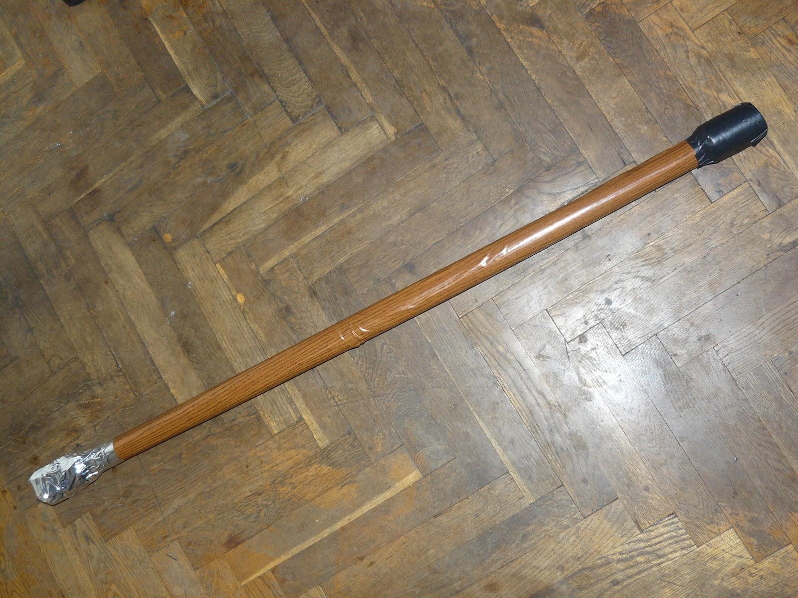 Buskador's LARP: How to make a larp boffer javelin MK 1 a k a